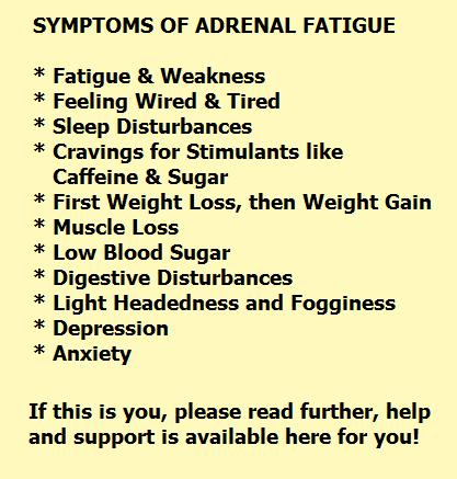 Image result for What is Adrenal Fatigue Cause