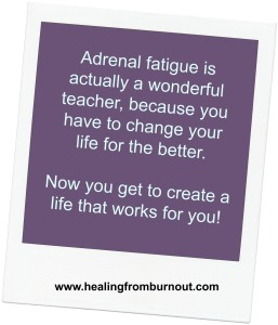Adrenal Fatigue Better Life