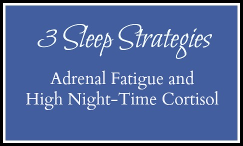 3 Sleep Strategies