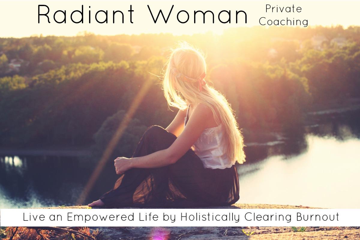 radiant-woman
